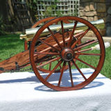 Michael Elledge, 15 Inch Cannon Wheels