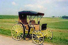 Carriage Wheel Restoration, Carriage Restoration