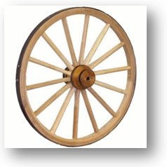 Wagon Wheels And Wagons