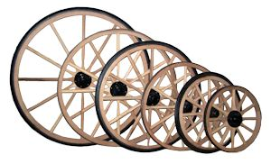 Buggy-Carriage Wheels