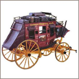 Stage Coach, Wells Fargo Concord
