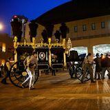 Lincoln Hearse arrives at Springfield, IL