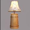 Butter Churn Lamps