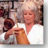 Paula Deen Wood Butter Churn