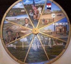 12' Wagon Wheel
